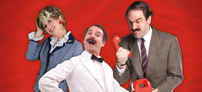 Faulty Towers The Dining Experience - …please wait to be seated and don't mention the war…!!!