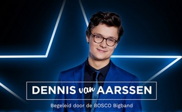 Dennis van Aarssen The Voice of Holland Blind Auditions theatertour